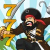 Blackbeard's Pirates Booty Slot Casino - 777 Pirates Treasure slots