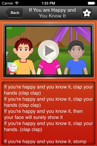 Videos for children from 6 to 8 years - tutorials and songs for kids screenshot 3