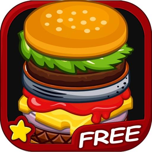 Burger Cafe HD iOS App