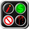 Big Button Box - funny sounds, sound effects buttons, pro fx soundboard, fun games board, scary music, annoying fart noises, jokes, super cool dj effect, cat, dog & animal fx