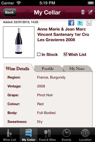 Watson's Wine screenshot 3