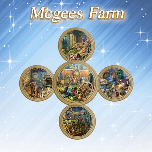 Hidden Objects A Mcgees Farm iOS App