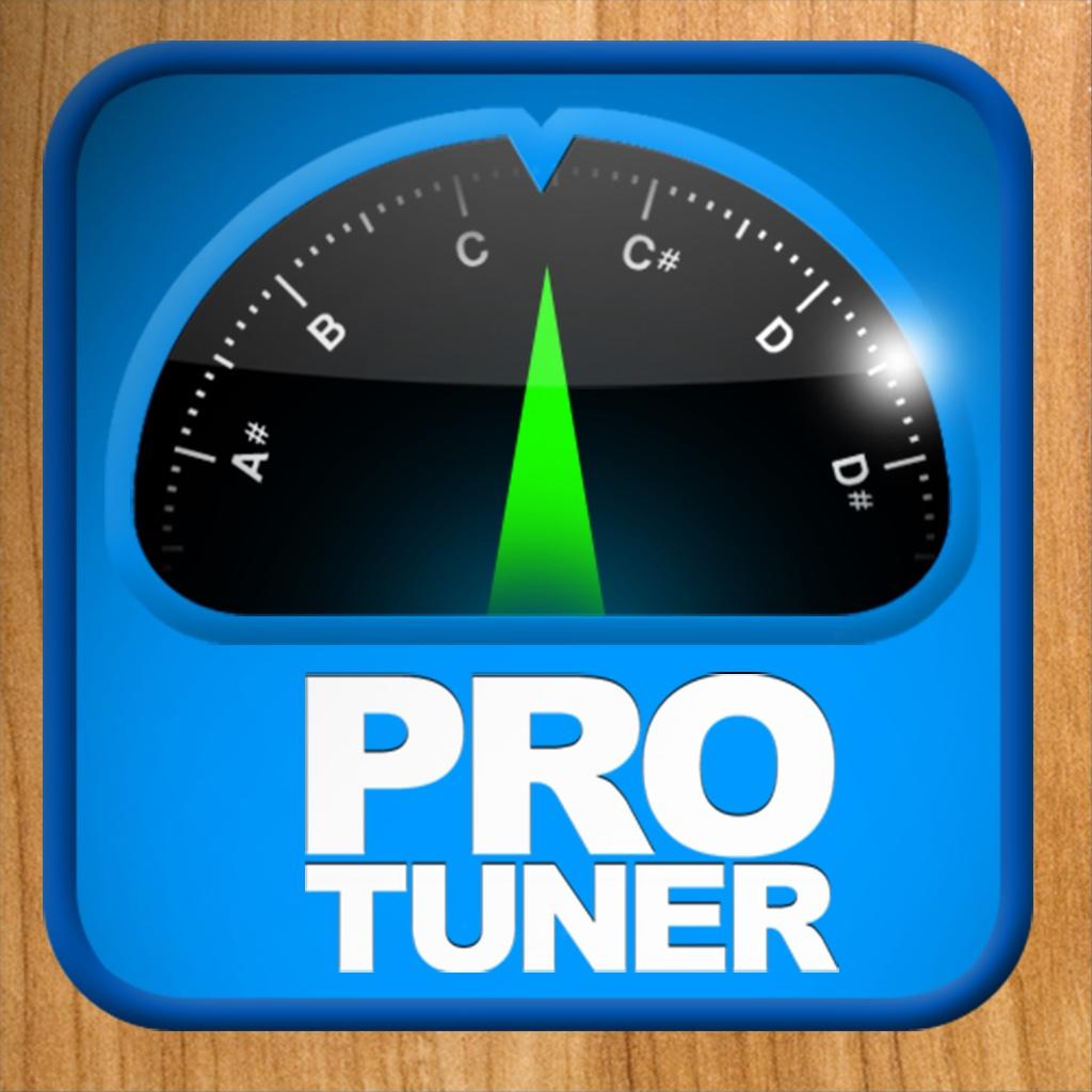 ProTuner Lite - Chromatic Tuner iOS App