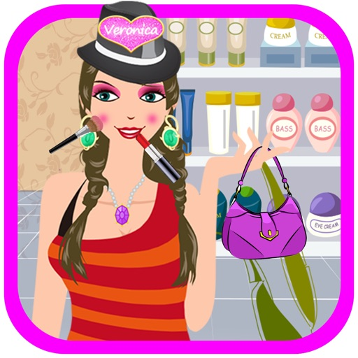 Princess makeup fashion dress up salon, little kids beauty spa doctor(dr) for face,hair girls makeover games iOS App