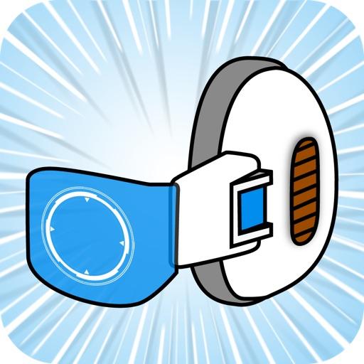 战斗力测试眼镜:Scouter Pro