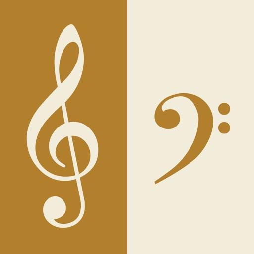 Music Buddy (调号、音符和音程存储器兼视谱提高软件)