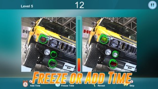 2車での写真スポットの違いゲーム - 写真のパズルゲーム - 違いは何ですか?のスクリーンショット4