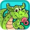 A Tiny Dragon Dash - Free Game Kingdom Top run and Jump free dragon game