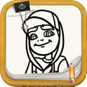 Learn To Draw : Subway Surfers Edition icon