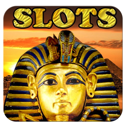 Ancient Egypt Pharaoh's Big Lucky Slots Machine Game iOS App
