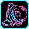A Swim on Neon - Glow Ski Escape of Forge Mania Tower! 3D Blitz Edition