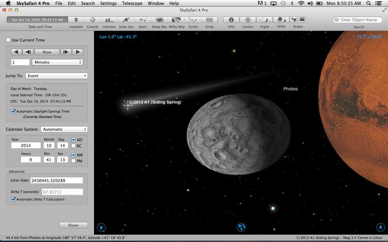 Screenshot #2 pour SkySafari 4 Pro