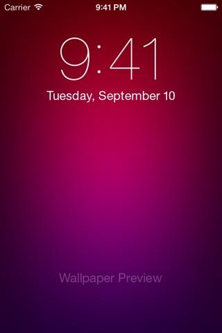 Background Color screenshot 2