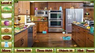 Screenshot of Giochi Oggetti Nascosti Bella Cucina5