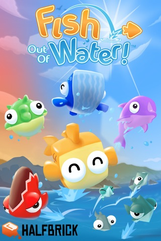 Fish Out Of Water! screenshot 1