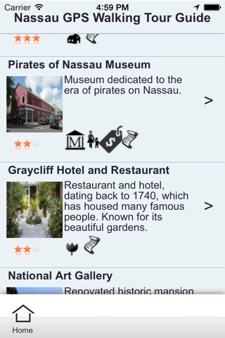 Nassau GPS Walking Tour Guide screenshot 3