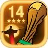 Fussball WM Pokal 14 - Wie lange hälst du den Pokal bis zum Soccer World Champion