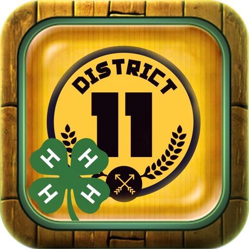 District 11 iOS App