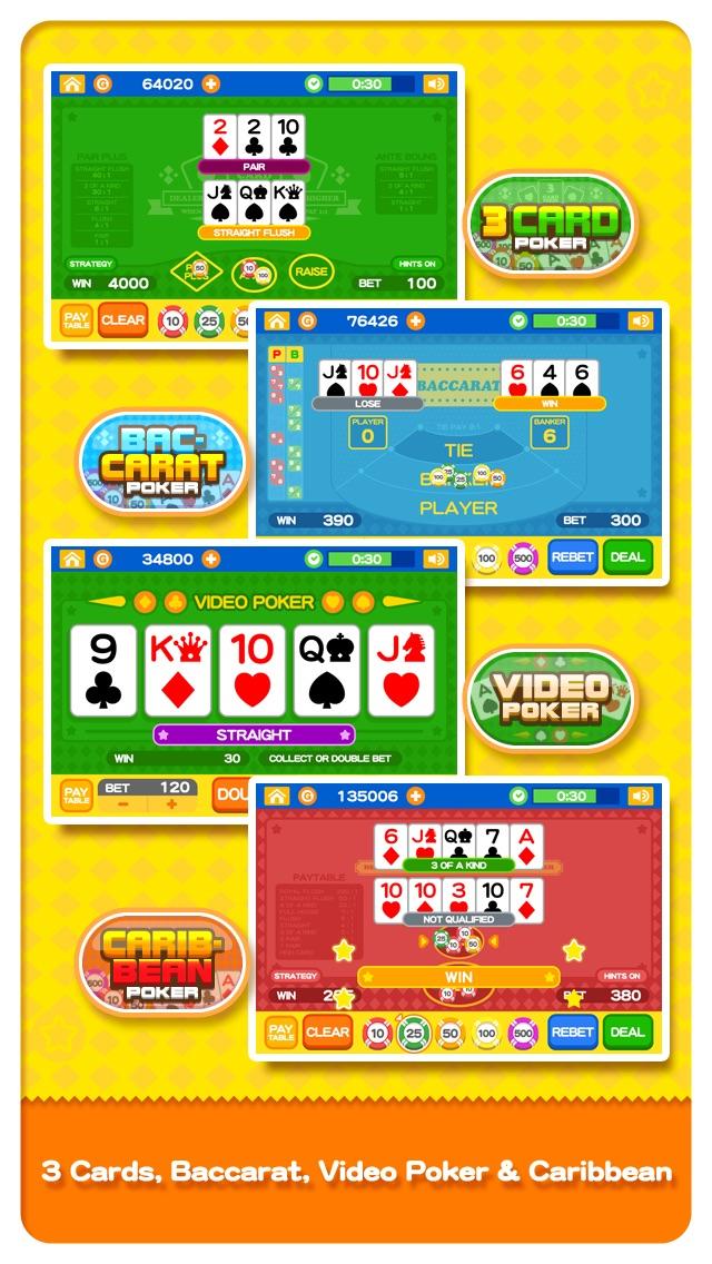 casino master - slots blackjack roulette poker