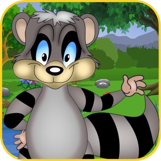 Racoon Voyage Race : Raccoon Animal vs. Panda and Owls iOS App