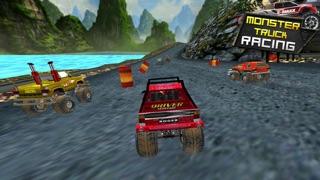 монстр   грузовик Гонки   (   3D игры   )Скриншоты 2
