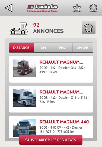TruckPlus screenshot 2