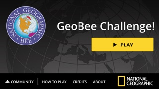 GeoBee Challenge HD by National Geographic Screenshot