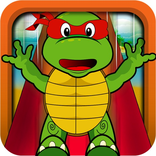 Turtles in a Bowl - Fun Animal Fall Catching Game Paid iOS App