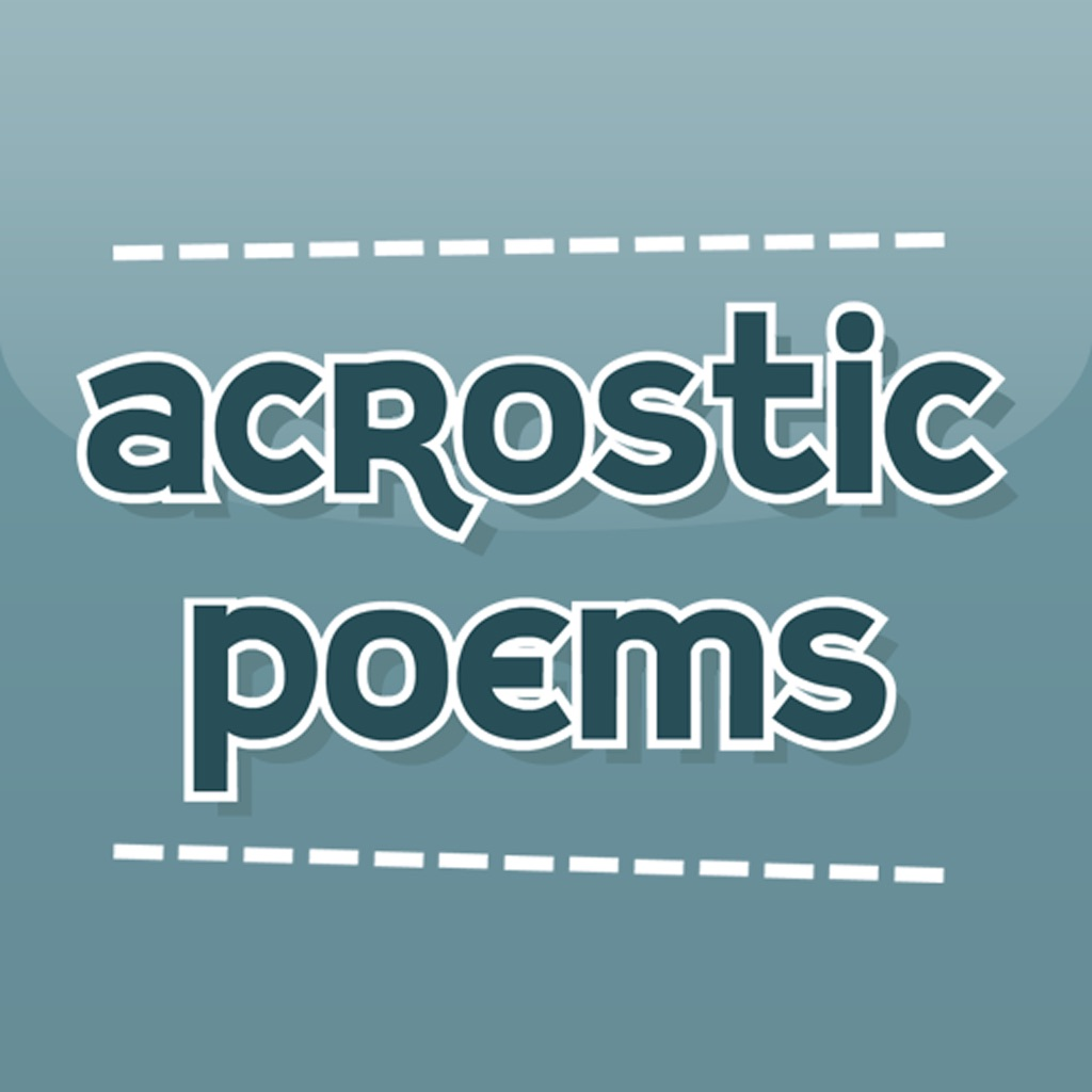 read think write acrostic poems for winter