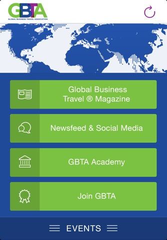GBTA News, Events & Education screenshot 2