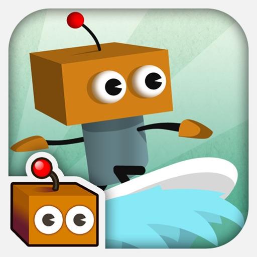 冲浪机器人:Robo Surf