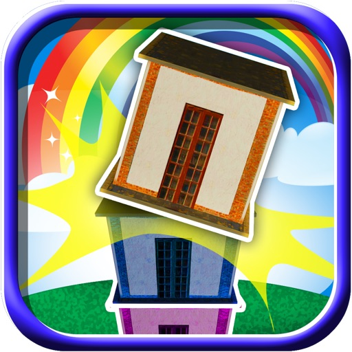 Village Tower Stacker - Clan Building Mania iOS App