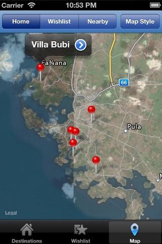 Apartments Croatia screenshot 4