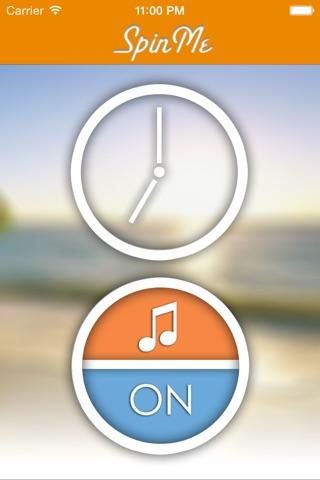 SpinMe Alarm Clock - Guaranteed Wake Up for Deep Sleepers screenshot 4