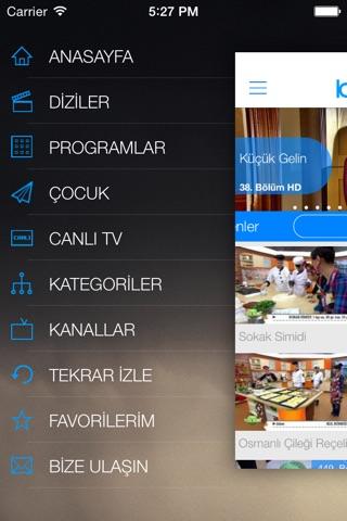 Küre Tv - Diziler, TV Rehberi, Haberler,  Filmler,  Videolar screenshot 2