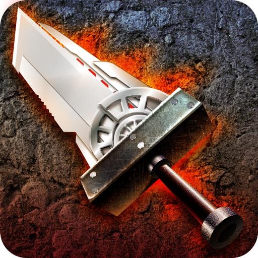 Sword Master Pro: Lightsabre, Sword and Dagger Simulator iOS App