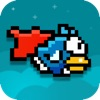 Little Red Cloak Tiny Flappy Smash Bird - Fly and jump to escape from the hit of pipes