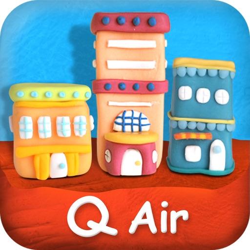 Q Air 空气监测站【超用心PM播报】