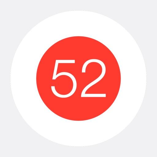 週番号のカレンダー(WeekCal)