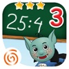 Math Grade 3 - Successfully Learning - Educational app to practice written addition, subtraction and mental arithmetic