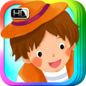 Jack and the Beanstalk - Interactive Book iBigToy-child icon