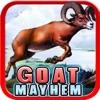 Goat Mayhem ( Crazy Rampage Simulation Game )