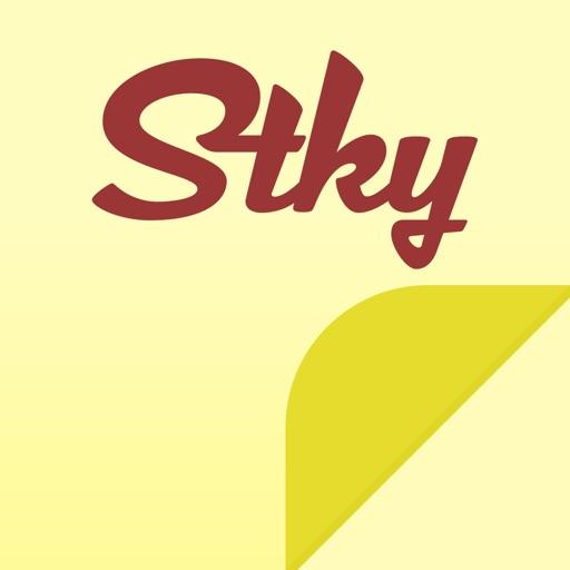待办便利贴:Stky