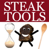 Steak Tools - Timer & Kochbuch