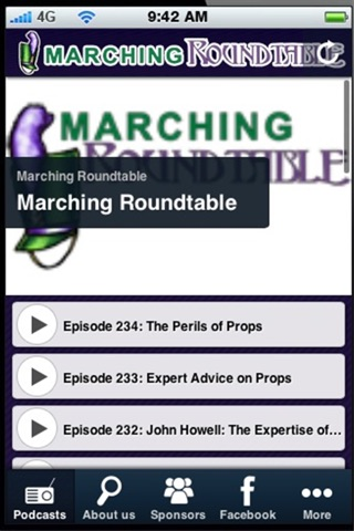 Marching Roundtable screenshot 2