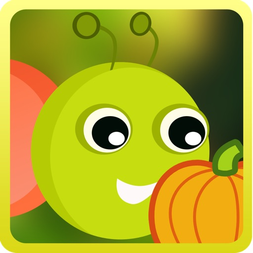 Voracious Caterpillar Icon