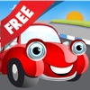 Free Kids Puzzle Teach me Cars Cartoon: Learn how the cars drive, the planes fly and the trains ride