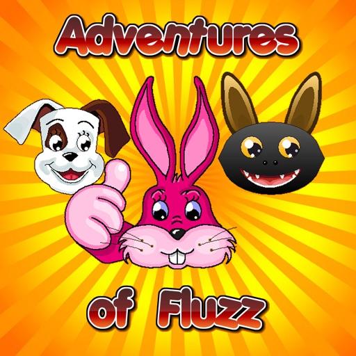 Adventures of Fluzz Story Land iOS App