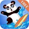 Animal Surf Race -  Panda & Friends Crazy Surfing Sports Fun