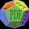 PDF to Microsoft Word + PDF Converter ++